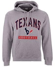 Authentic NFL Apparel Men's Houston Texans Gym Class Hoodie