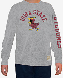 Retro Brand Iowa State Cyclones Mock Twist Long Sleeve T-Shirt, Big Boys (8-20)