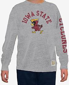 Retro Brand Iowa State Cyclones Mock Twist Long Sleeve T-Shirt, Big Boys (8-20)