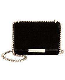 kate spade new york Cameron Street Velvet Hazel Mini Bag