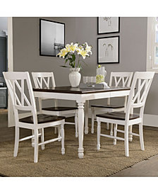 Shelby 5 Piece Dining Set