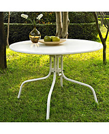 Griffith Metal Dining Table