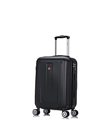 "Crypto 20"" Lightweight Hardside Spinner Carry-On Luggage"