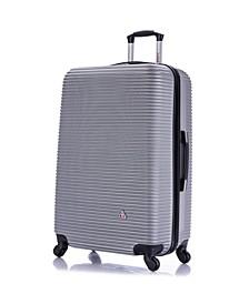 "Royal 28"" Lightweight Hardside Spinner Luggage"
