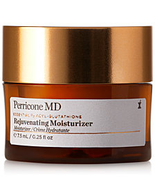 Receive a FREE Essential FX Acyl-Glutathione Rejuvenating Moisturizer 0.25 oz with any $45 Perricone MD purchase!