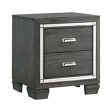 Kenzie 2-Drawer Nightstand