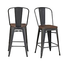Logan Bar Stool Set