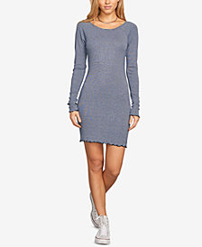 Volcom Juniors' Way Femme Bodycon Dress
