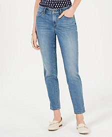 Maison Jules Boyfriend Jeans, Created for Macy's