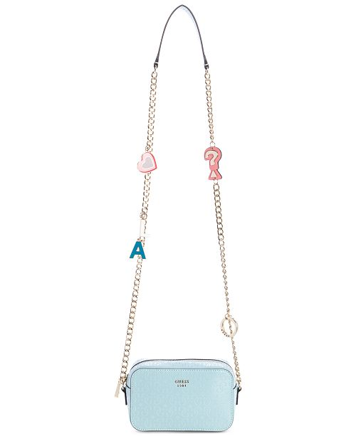 GUESS Tabbi Mini Camera Crossbody   Reviews - Handbags ... 7ad4834674570