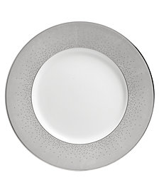 Monique Lhuillier Waterford Dinnerware, Stardust Accent Plate