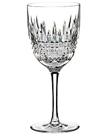 Waterford Stemware, Lismore Diamond White Wine Glass