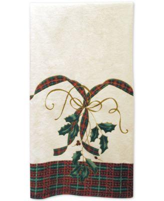 "Bath Towels, Holiday Nouveau 27"" x 50"" Bath Towel"
