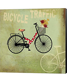 Bicycle Traffic By Posters International Studio Canvas Art