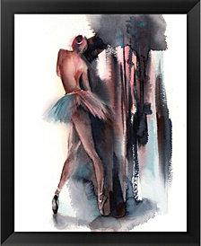 Ballerina II by Sophia Rodionov Framed Art