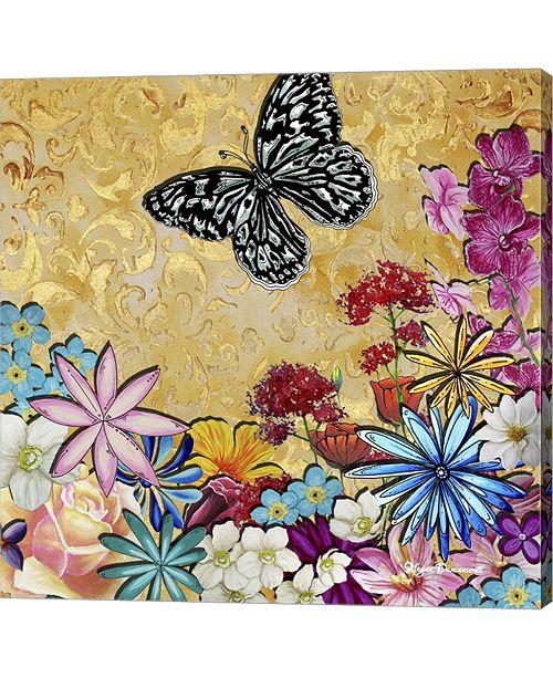 Metaverse Whimsical Floral 42 By Megan Duncanson Canvas Art