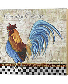 Country Cuisine by Megan Duncanson Canvas Art