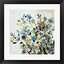 Spring Flowers By Allison Pearce Framed Art
