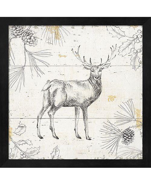 Metaverse Wild And Beautiful X By Daphne Brissonnet Framed Art