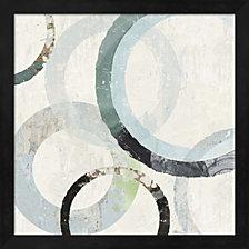 Pour Elle II by Michelle Clair Framed Art