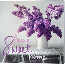 Home Sweet Home by Sarah Gardner Canvas Art