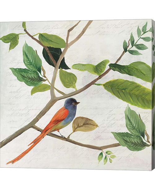 Metaverse Singing Bird Ii By Asia Jensen Canvas Art