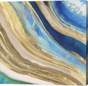 Agate Ii By Pi Galerie Canvas Art