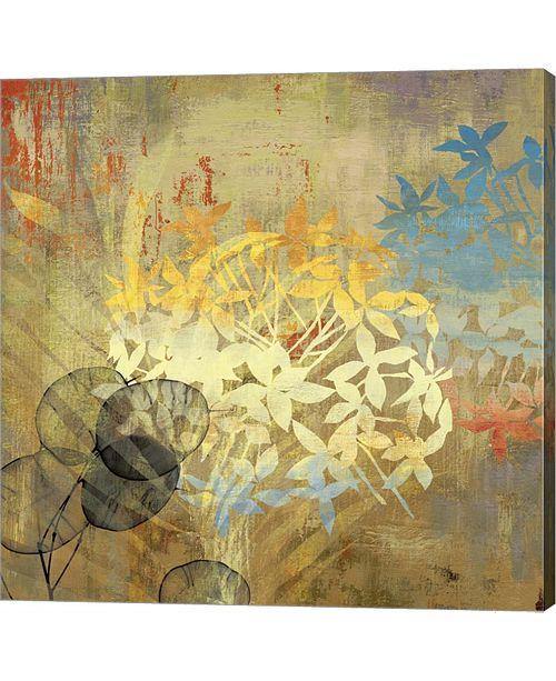 Metaverse Wildflowers By Posters International Studio Canvas Art