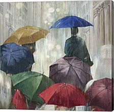 Downpour By Posters International Studio Canvas Art