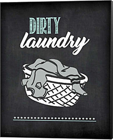Dirty Laundry By Jo Moulton Canvas Art
