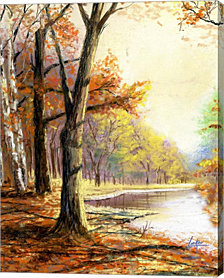 Autumn By Thomas Linker Canvas Art