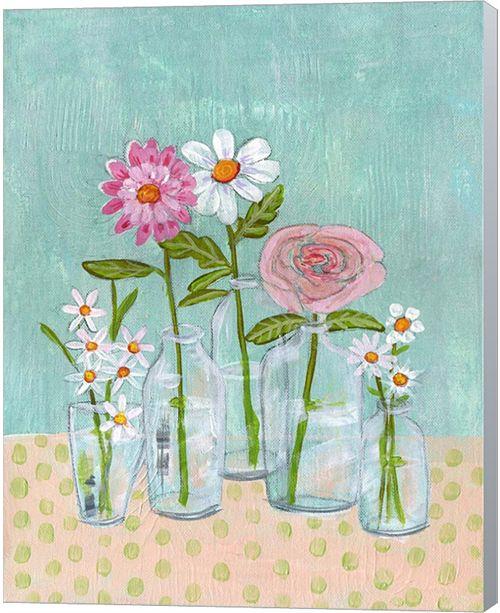 Metaverse Isabella Rose By Blenda Tyvoll Canvas Art