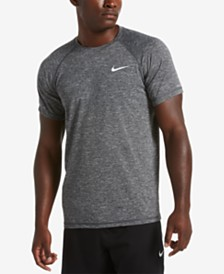 Nike Men's Hydroguard UPF 40 Sun Protection Swim T-Shirt