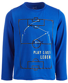 Ideology Little Boys Legend-Print T-Shirt, Created for Macy's