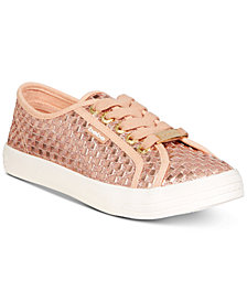bebe Dorey Lace Up Sneakers