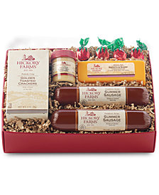 Hickory Farms Classic Hickory Sampler Meat & Cheese Gift Set