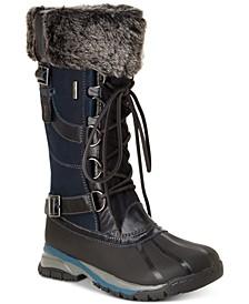 Women's Wisconsin Waterproof Cold-Weather Boots