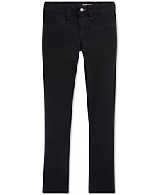 Polo Ralph Lauren Big Girls Tompkins Skinny Jeans