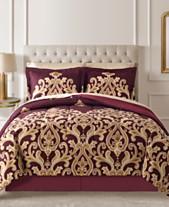 Fairfield Square Collection Amalanta Reversible 8 Pc Comforter Sets