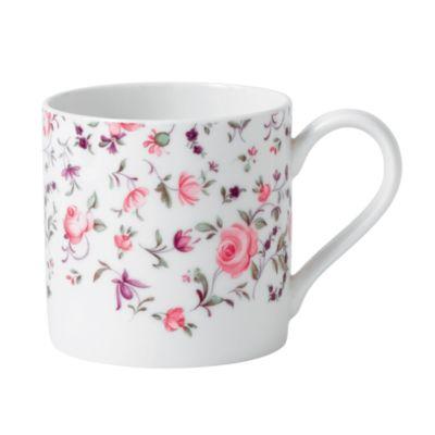 Rose Confetti Modern Mug