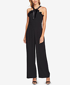 CeCe Halter-Neck Jumpsuit