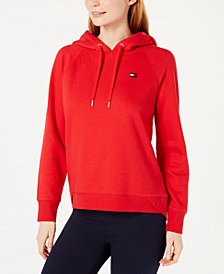 Tommy Hilfiger Sport Long-Sleeve Hooded Sweatshirt