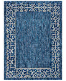 "KM Home Isla Indoor/Outdoor 6'7"" x 9'6"" Area Rug"