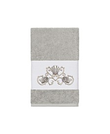 Bella Embroidered Turkish Cotton Hand Towel