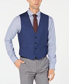 Calvin Klein Men's X-Fit Stretch Solid Suit Vest