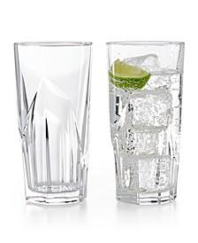 Louis Longdrink Glasses, Set of 2