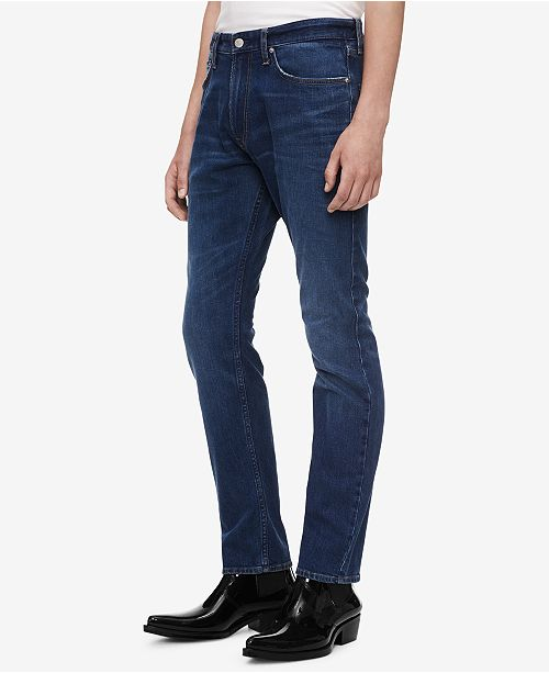Calvin Klein Jeans Men's Athletic Tapered-Fit Jeans Collection