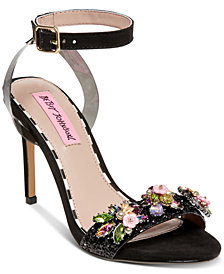Betsey Johnson Alyna Dress Sandals
