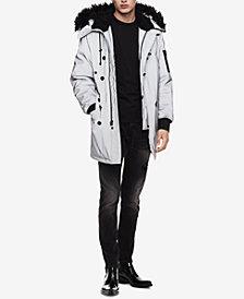 Calvin Klein Jeans Mens Reflective Arctic Parka