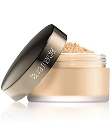 Receive a FREE Deluxe Translucent Loose Setting Powder Glow with any $95 Laura Mercier Purchase